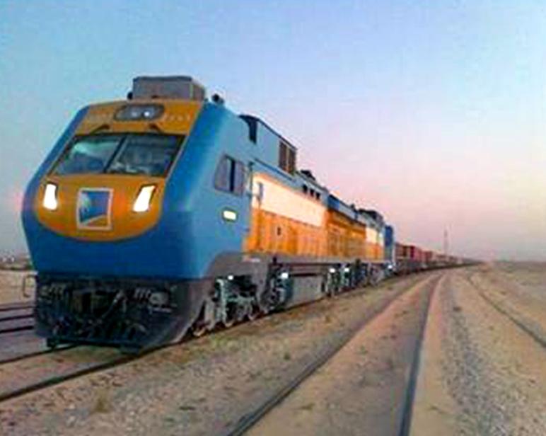 沙特 机车