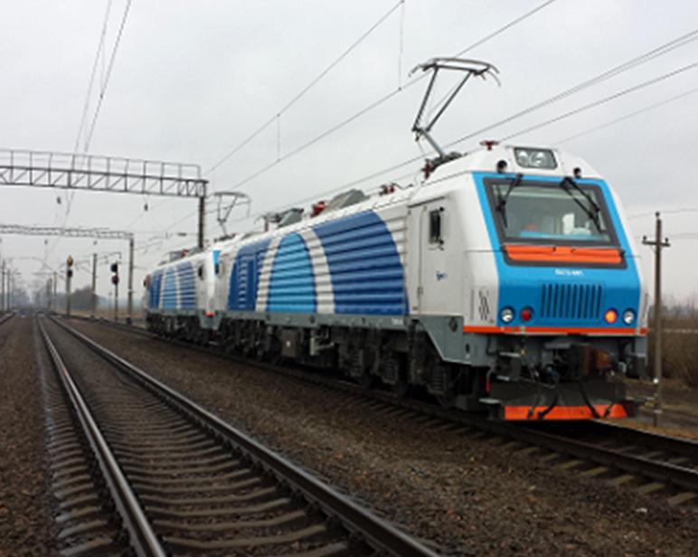 中白货运2型六轴7200kW货运电力机车