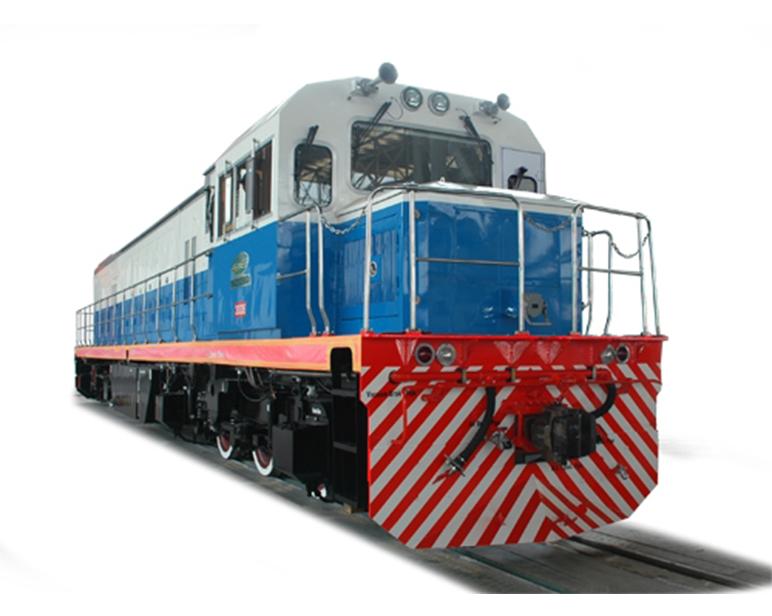 SDD20型 Tanzania内然机车