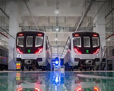 深圳地铁10#