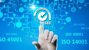 西甲直播表威泽顺利通过双体系权威认证,首次取得ISO 45001证书及再次取得ISO 14001证书